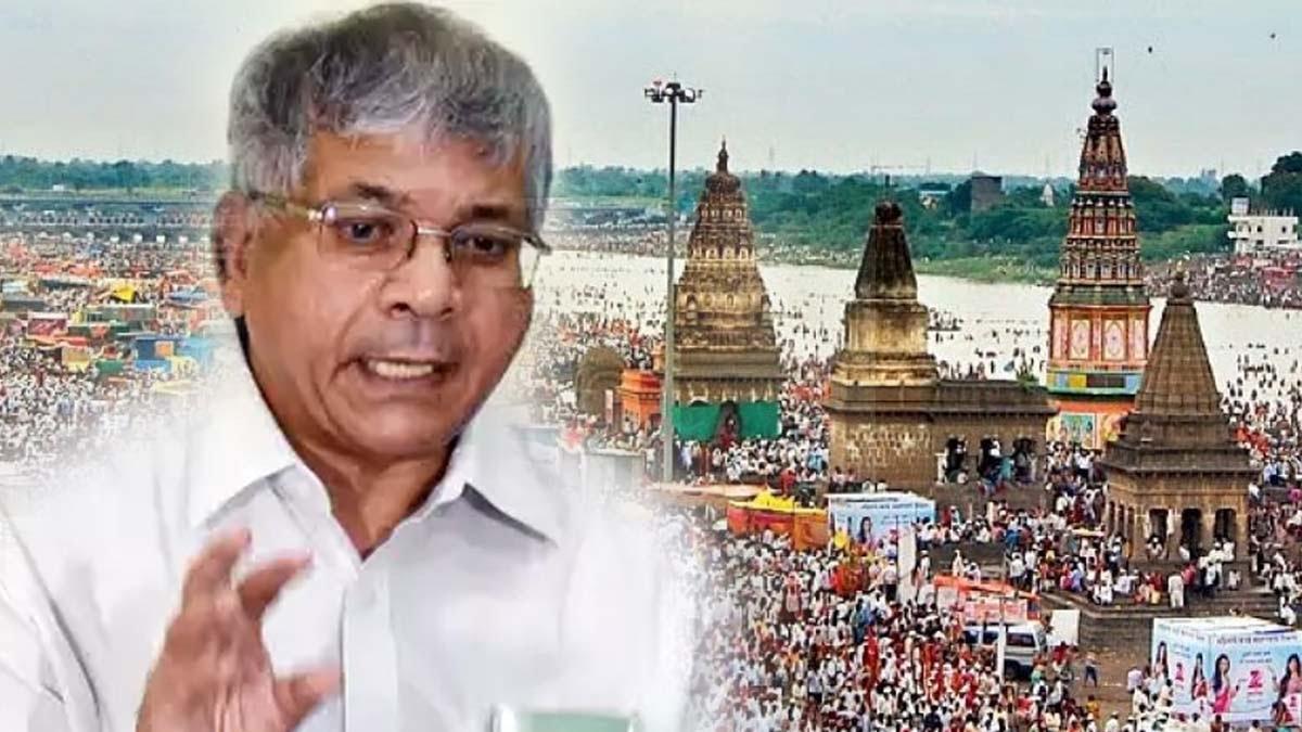 Adarsh Maharashtra | पुन्हा एकदा मंदिर प्रवेश