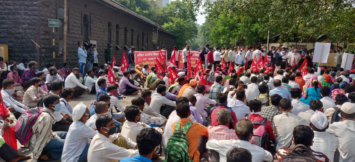 Adarsh Maharashtra | ठाणे येऊर येथील वनधिकाऱ्यांचा प्रताप विधानसभेत मांडणार – आमदार विनोद...