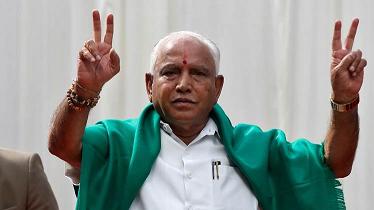 Adarsh Maharashtra   कानडी नाट्यावर अखेर पडदा; भाजपने विश्वासदर्शक ठराव जिंकला