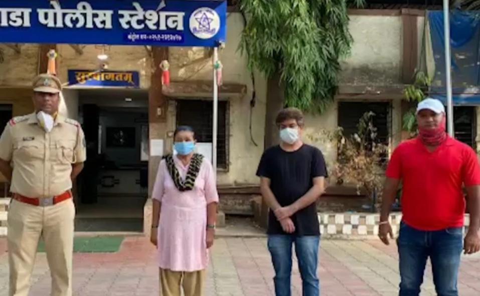 Adarsh Maharashtra | पलावा सिटीच्या जागरुक नागरिकांमुळे दोन वर्षांपूर्वी हरवलेली आई लॉकडाऊनमुळे सापडली, मातृदिनाच्या पूर्वसंध्येला मायलेकाची भेट!