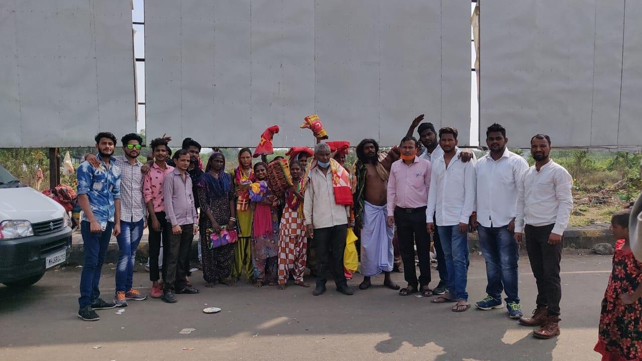 Adarsh Maharashtra | श्री छत्रपती शिवाजी महाराज सामाजिक संस्थेच्या माध्यमातून गोरगरिबांना...