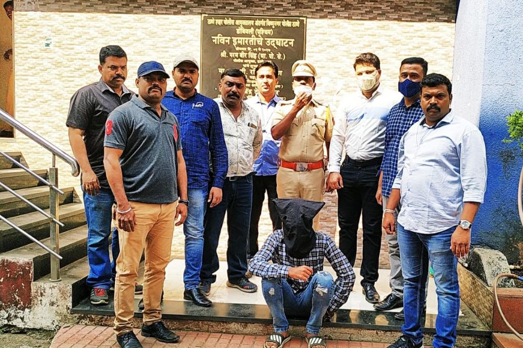 Adarsh Maharashtra | जीवघेण्या हल्ल्यातील फरार आरोपी ७ वर्षांनी जाळ्यात