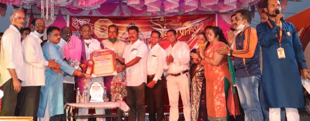 Adarsh Maharashtra   कोंकण प्रतिष्ठान टिटवाळा कल्याण या संस्थेच्या वतीने कुणबी समाज विकास संघ,...