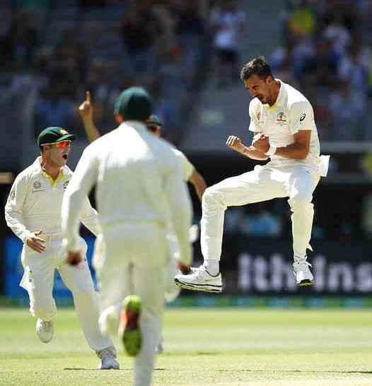 Adarsh Maharashtra   पर्थमध्ये ऑस्ट्रेलियाचा दणदणीत विजय ; भारत १४६ धावांनी पराभूत