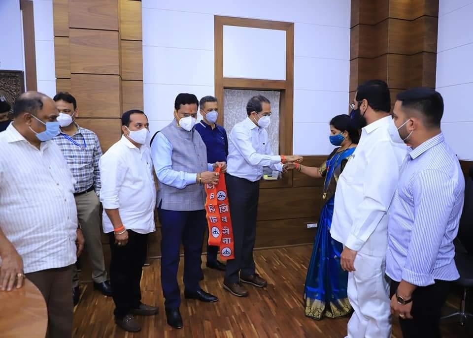 Adarsh Maharashtra | नवी मुंबईत भाजपला शिवसेनेचा दे धक्का