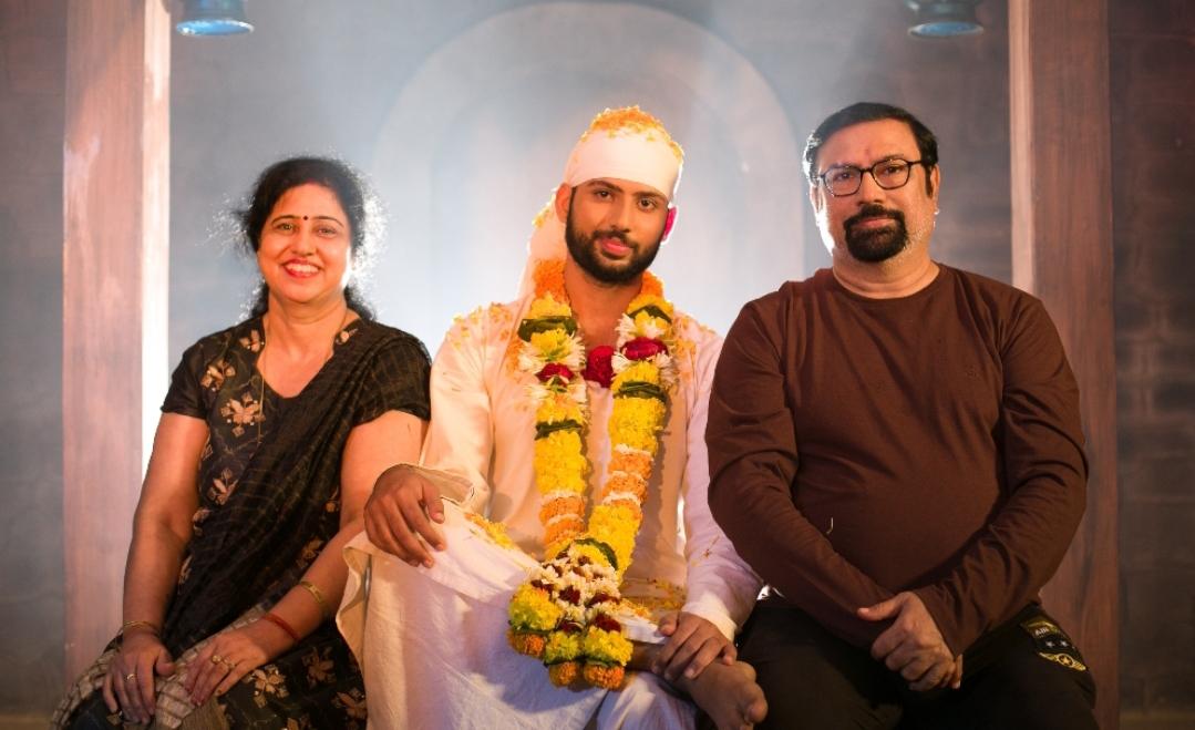 Adarsh Maharashtra   डी डी किसान' चॅनलवर नवीन मालिका 'अनंतकोटी ब्रह्मांडनायक साईबाबा'