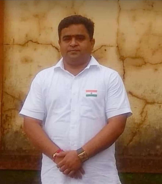 Adarsh Maharashtra | शिक्षक भारती संघटनेच्या शहापुर तालुका अध्यक्ष पदी राजेश विशे
