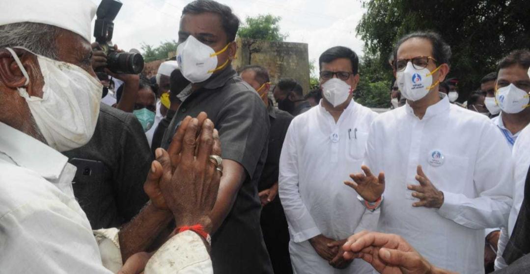 Adarsh Maharashtra | तुम्ही सुरक्षित रहा, तुमची काळजी शासन घेईलमुख्यमंत्री उद्धव ठाकरे यांनी...