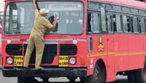 Adarsh Maharashtra | मुंबईत सेवा देऊन परतलेल्या सांगलीमधील १०६ एसटी कर्मचाऱ्यांना कोरोनाची...
