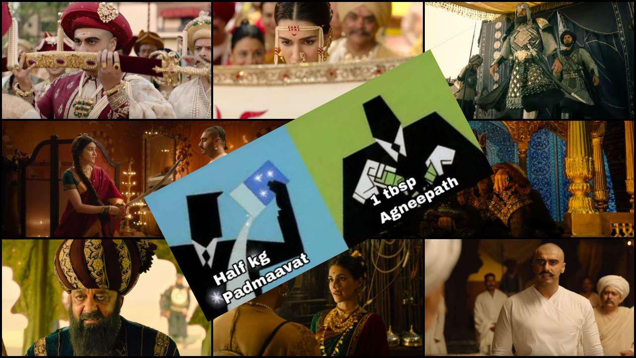 Adarsh Maharashtra | 'पानिपत'चा ट्रेलर पाहून नेटकऱ्यांनी परत मागितले पैसे