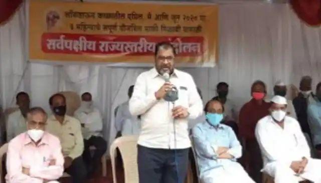 Adarsh Maharashtra   लॉकडाऊनमधील वीज बिल आम्ही भरणार नाही; राजू शेट्टींचा सरकारला इशारा