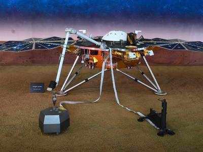 Adarsh Maharashtra | नासाचं 'इनसाइट' यान मंगळावर उतरलं