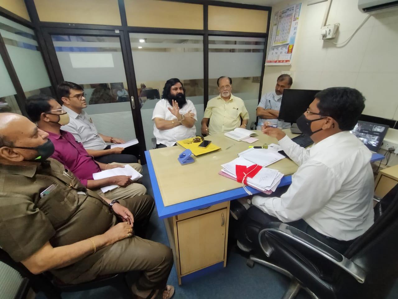 Adarsh Maharashtra | कर्नाळा ठेवीदारांसाठीचा लढा तीव्  साडे चौदा कोटीची अन्य दोन   बोगस कर्ज...