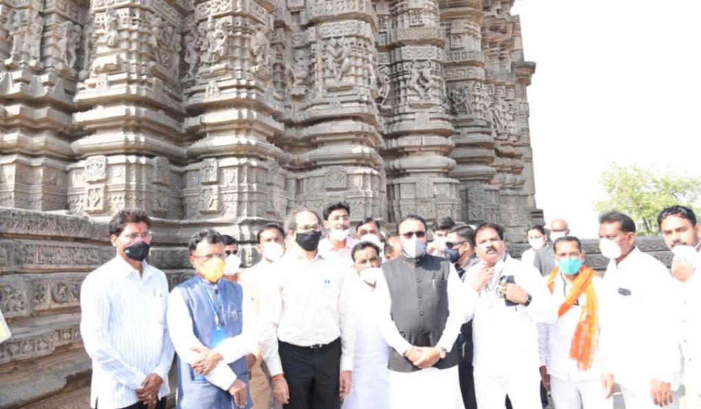 Adarsh Maharashtra | स्थानिकांच्या सहभागाने होणार लोणारचा विकास-मुख्यमंत्री उद्धव ठाकरे