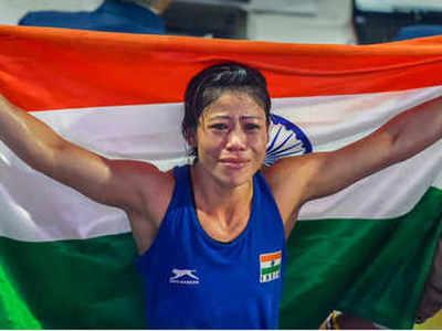 Adarsh Maharashtra | सुपर मॉम मेरी कोमने रचला नवा इतिहास; ६ सुवर्ण जिंकणारी जगातील पहिली महिला बॉक्सर