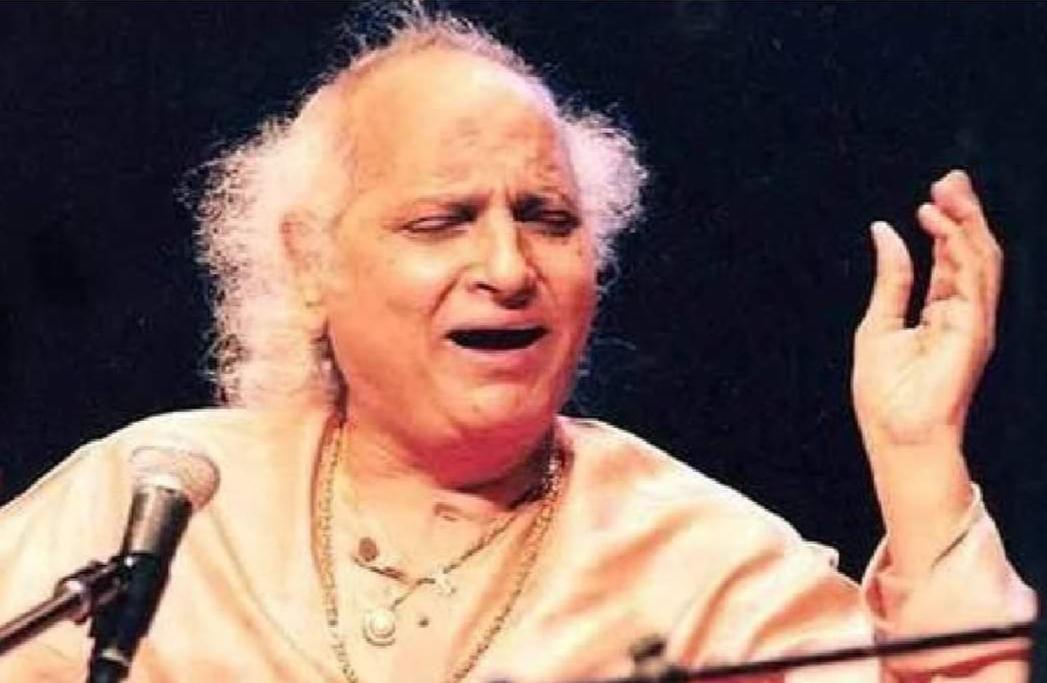 Adarsh Maharashtra   भारतीय शास्त्रीय संगीताचे दिग्गज पंडित जसराज यांचं निधन