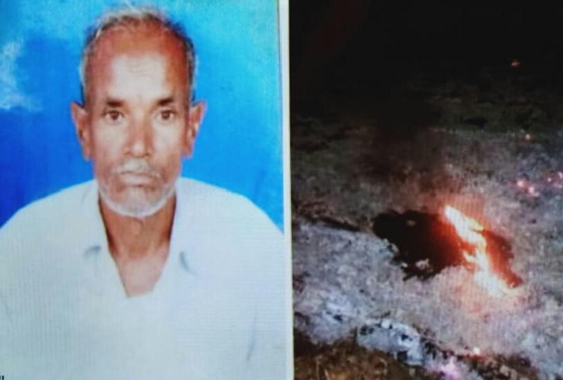 Adarsh Maharashtra | स्वत:चीच चिता रचून कर्जबाजारी शेतकऱ्याने केलं आत्मदहन