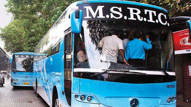 Adarsh Maharashtra   बोरिवली ते पुणे व्हाया मुंबई विमानतळ एसटी बससेवा सुरु होणार?