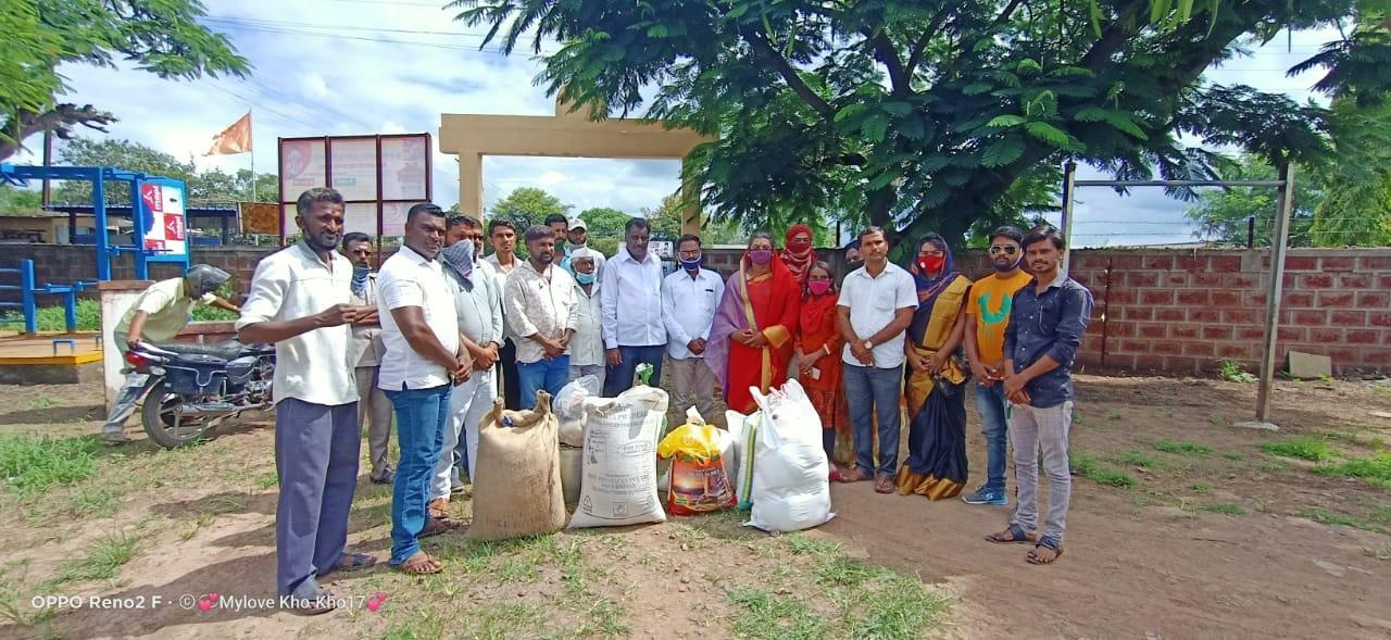 Adarsh Maharashtra | तृतीयपंथींना उदरनिर्वाहासाठी साथ प्रतिष्ठानचा मदतीचा हात