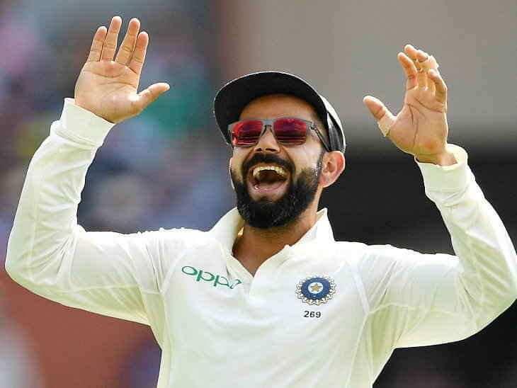 Adarsh Maharashtra | कसोटी: टीम इंडियाकडून ऑस्ट्रेलियाचा पराभव; मालिकेत १-०  आघाडी