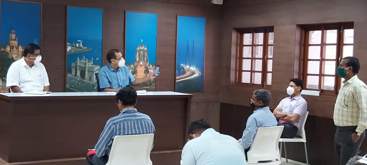 Adarsh Maharashtra | चक्री वादळासंदर्भात...