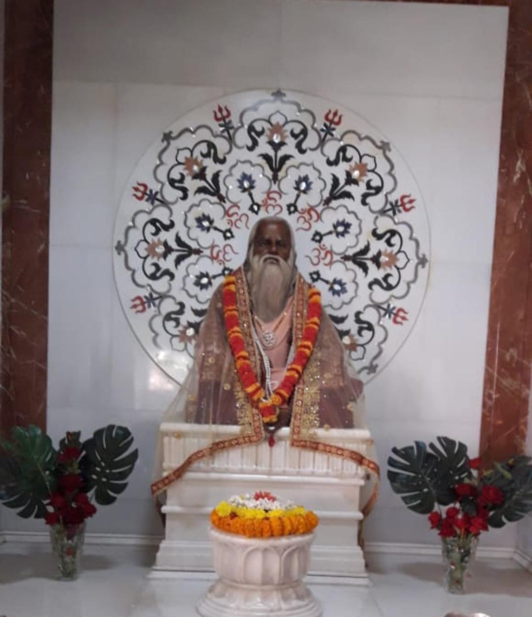 Adarsh Maharashtra | सोमवारी स्वामी गगनगिरी महाराज पुण्यतिथी उत्सव!