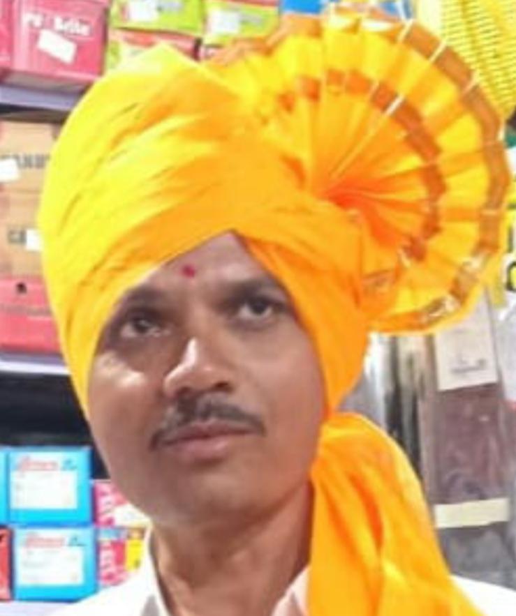 Adarsh Maharashtra | शिव जयंती महोत्सव समितीच्या सहकोष्याध्यक्षपदी मुरलीधर ठोंबरे यांची...