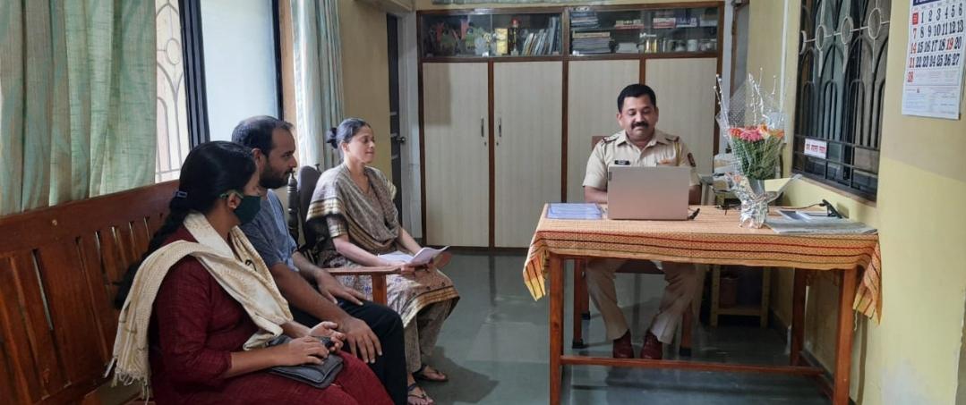 Adarsh Maharashtra | माणगांव पोलीस निरीक्षक श्री. प्रदीप देशमुख यांचे बालकांचे हक्क या विषयावर...