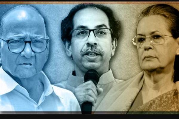 Adarsh Maharashtra | पाहा कोणाला काय मिळणार? 'शिवआघाडीचा सत्तेचा फॉर्म्युला ठरला'