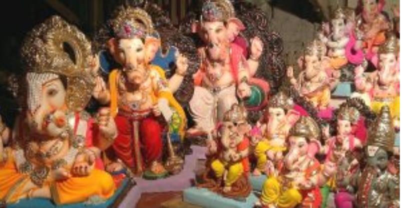 Adarsh Maharashtra | गणेश मूर्तीकारांचा कथा  आणि व्यथा.